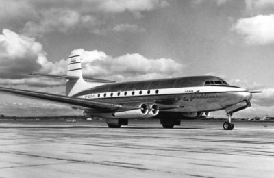 Avro Canada Jetliner