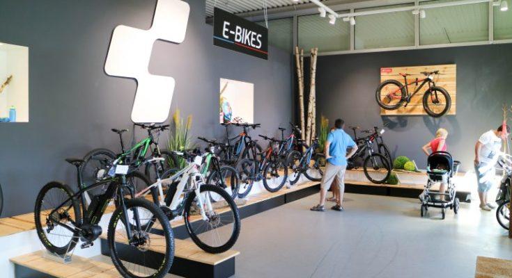 Bicicleta electrică