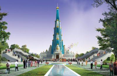 Cel mai înalt templu
