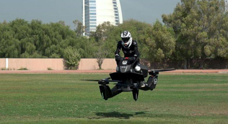 motociclete zburătoare