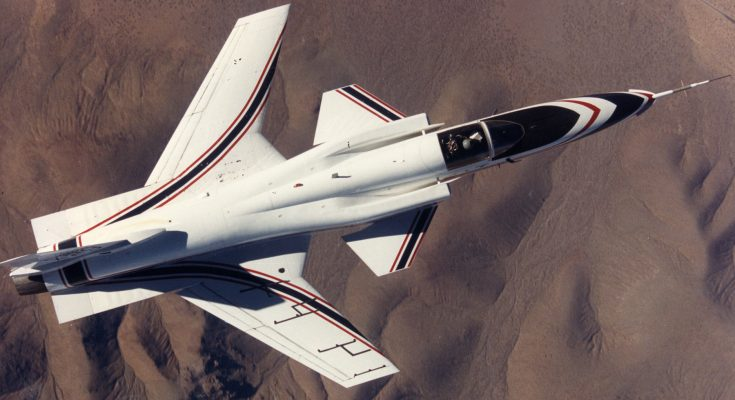 Grumman X-29