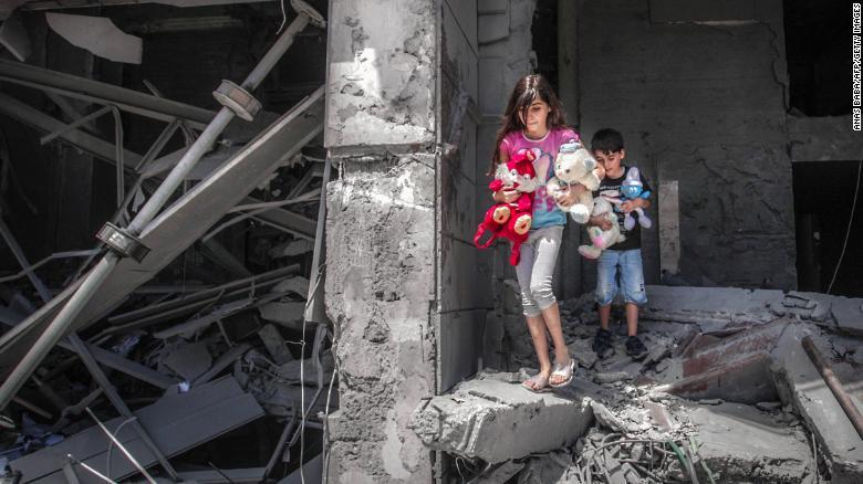 Conflictul Gaza - Israel