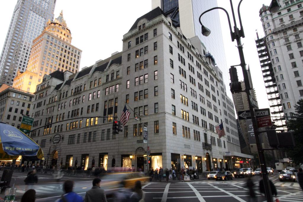 Bergdorf Goodman, New York
