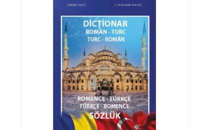 dicționar turc român