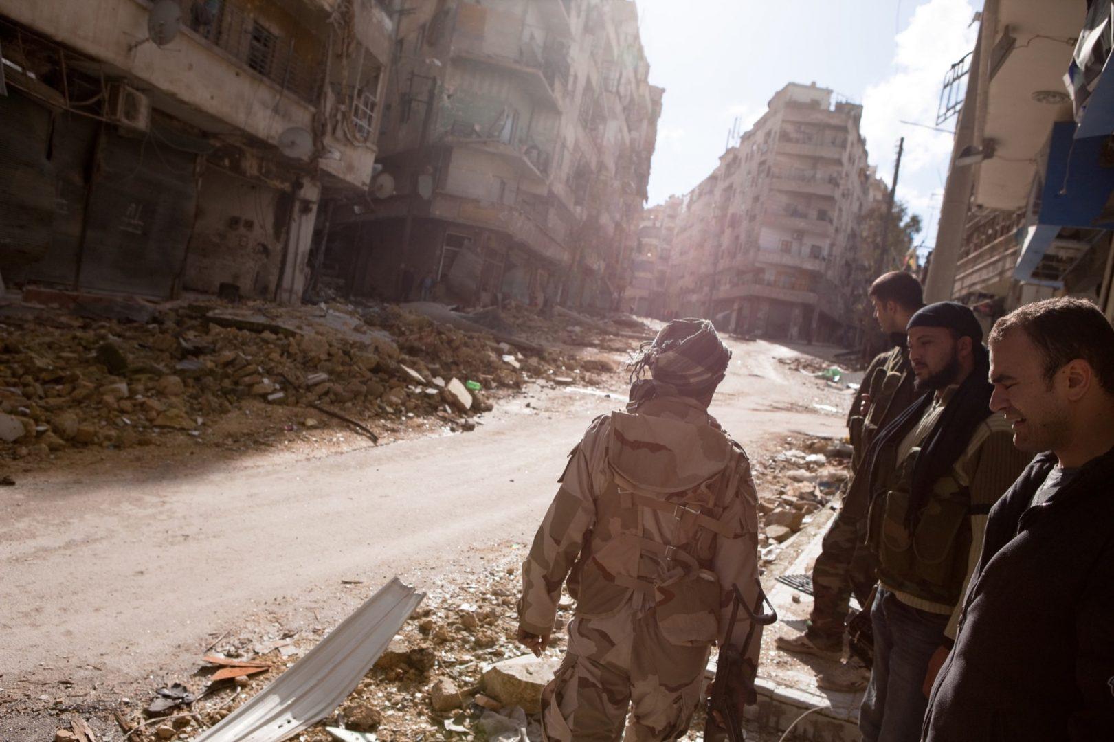 Conflictul din Siria
