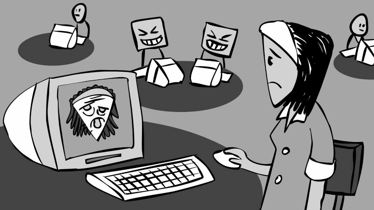 Amenințarea și hărțuirea online