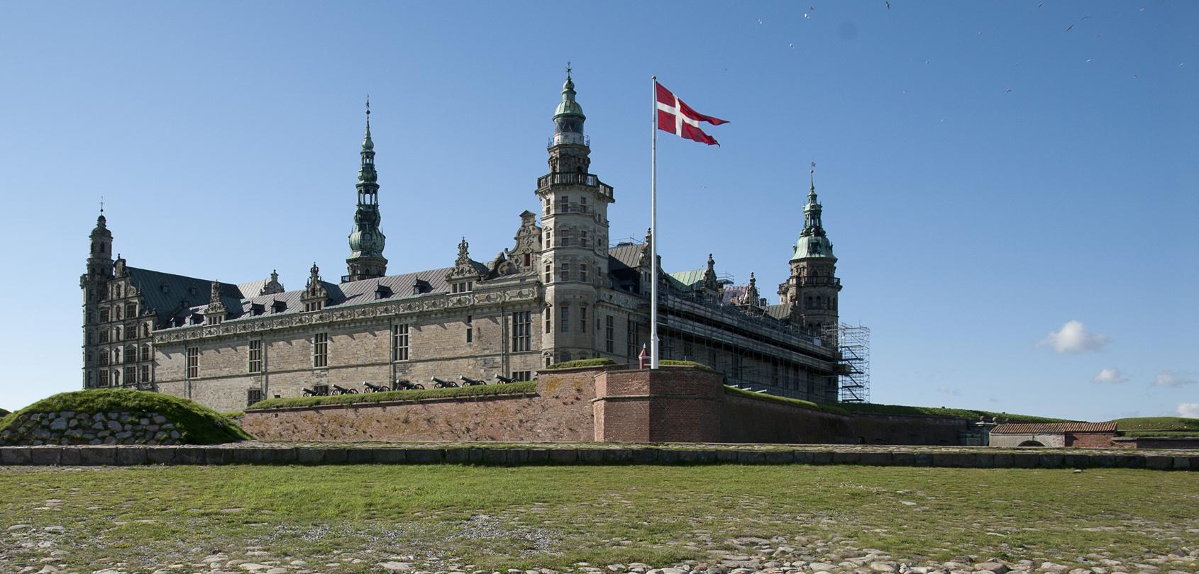 castelul Kronborg