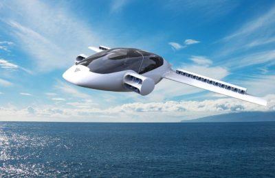 mașini zburătoare electrice
