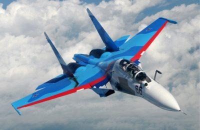 Avion de vânătoare rusesc