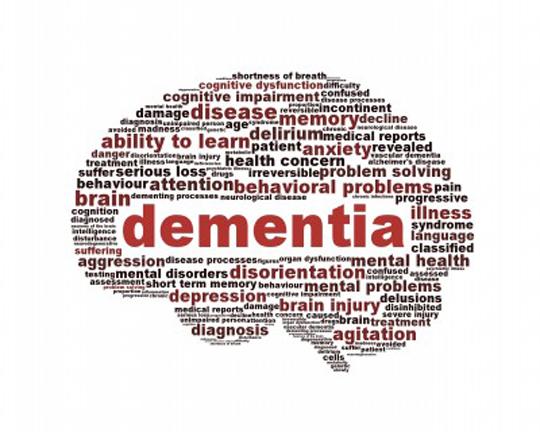 riscul de apariție a demenței