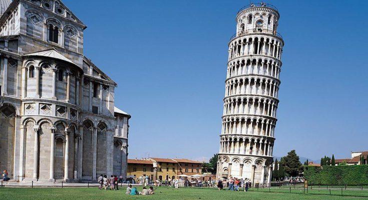 turnurile înclinate