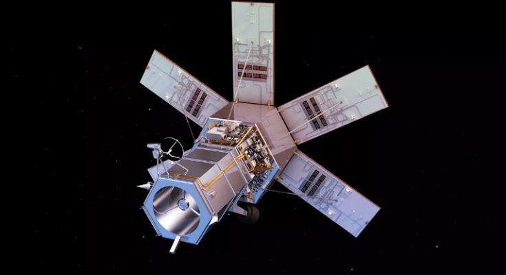 Repararea sateliților